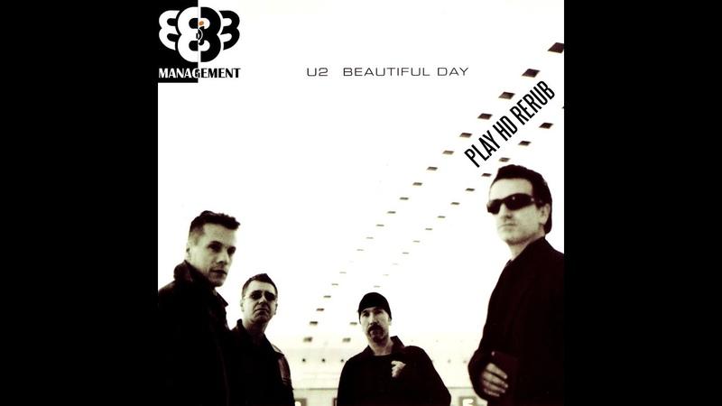 U2 Beautiful Day Play HD ReRUB