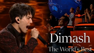 Dimash Performs . on The World's Best (HD)