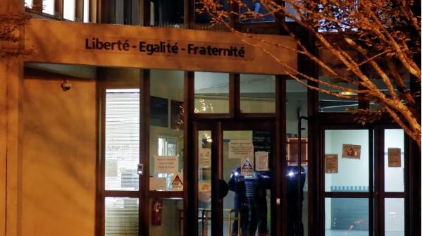 Французская прокуратура заявила, что напавший на учителя родился в Москве