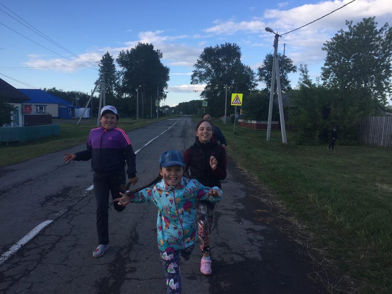 Жители Сорочкинского сельского поселения продолжают вести активный образ жизни