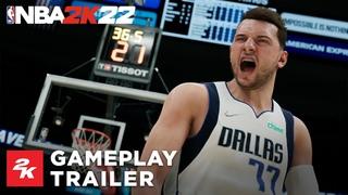 NBA 2K22 | Gameplay Reveal Trailer