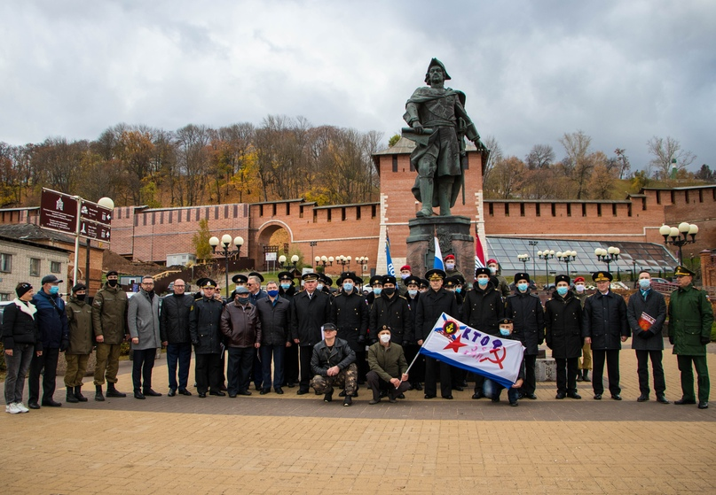 Кинокомпания «Союз Маринс Групп» приняла участие в праздновании Дня создания Регулярного флота России