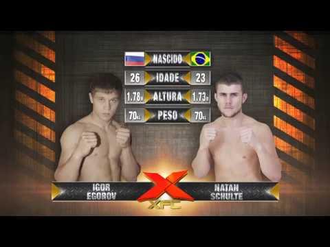 XFC Internacional 9: Natan Schulte x Igor Egorov