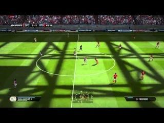 FIFA 14 - Best Goals of the Week - Round 29