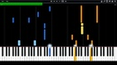 Celine Dion - Lying Down Synthesia Piano Tutorial (midi) Andrew Weaver