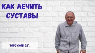 Торсунов О.Г.  Как лечить суставы