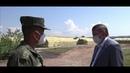 Поздравление военных медиков мобильного госпиталя в Чите с наступающим Днем медицинского работника