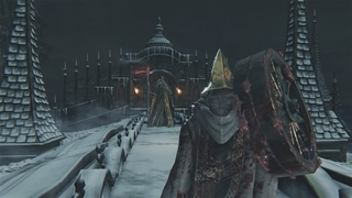 Martyr Logarius VS Alfred the Executioner (Bloodborne Boss VS Boss Mod)