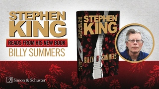Stephen King Reads from His Book, Billy Summers