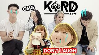 Dressing K-POP 'KARD' into their best & worst fashion lol | Q2HAN