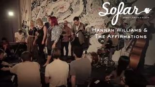 Hannah Williams & The Affirmations - Late Nights and Heartbreak | Sofar London
