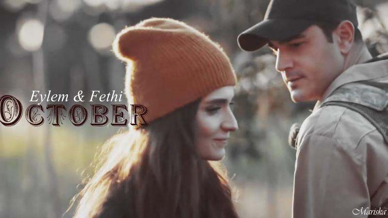 Eylem Fethi - October