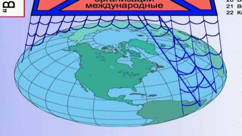 Петров Схема глобальной невольничьей цивилизации на планете Земля