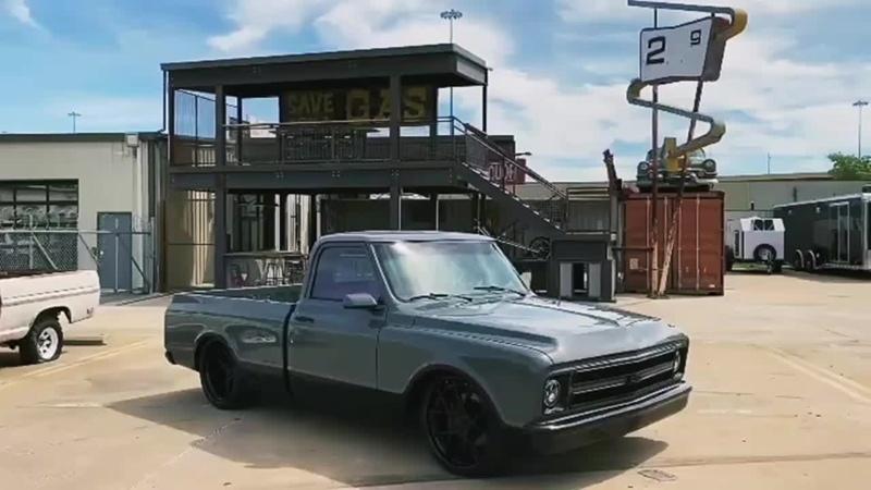 Gas Monkey Garage Chevrolet C10 Быстрые и громкие