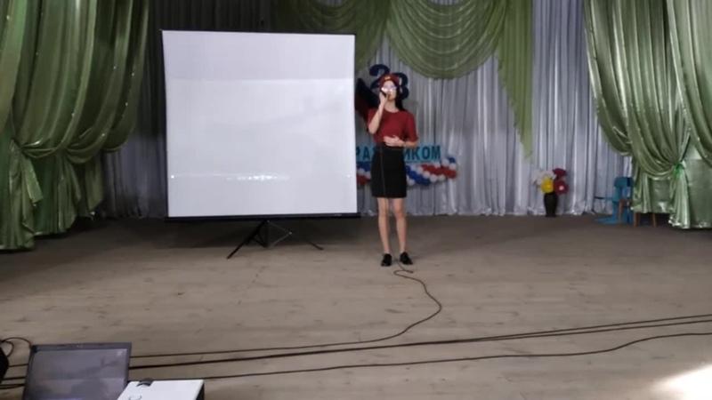 Белый танец Прудникова Татьяна