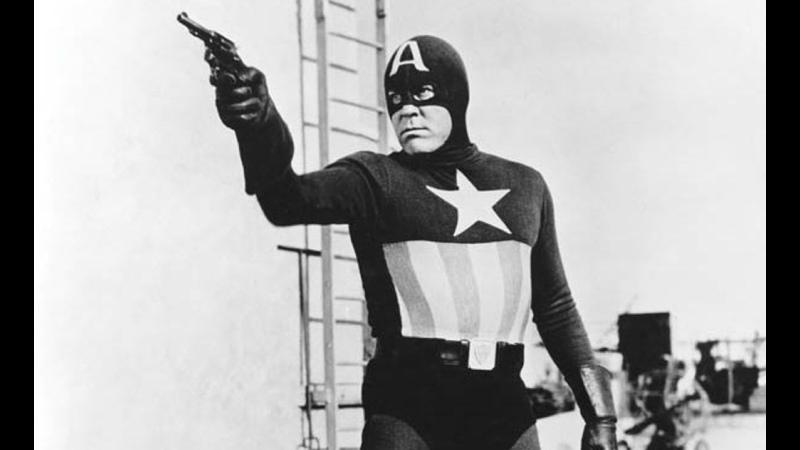Капитан Америка 1944 сериал 11 серия