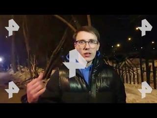 Очевидец о наезде Mercedes на двух женщин в Москве
