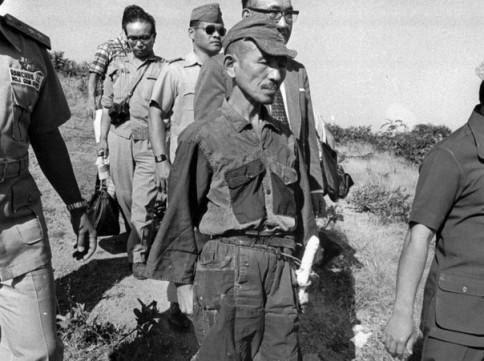 Кто и где до 1974 года вёл партизанскую деятельность В 1944 году младший лейтенант Онода Хиро, служивший в японской армии, получил приказ взять руководство партизанским отрядом на себя, который