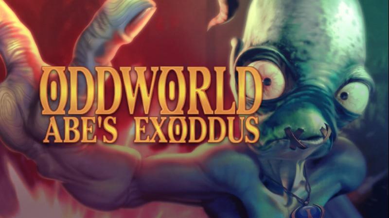Oddworld Abe's Exoddus PS1 14 прохождение