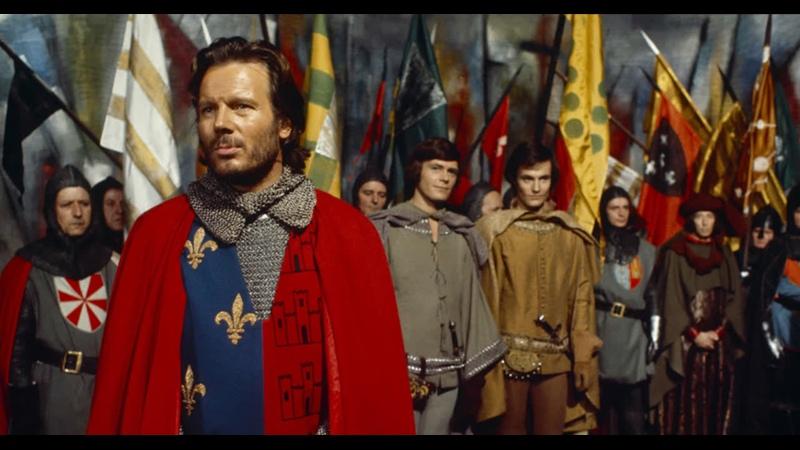 Проклятые короли Les rois maudits мини сериал 1972 4я серия