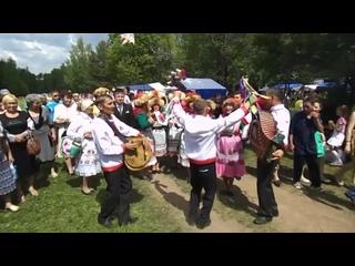 Фольклорный коллектив «Пызле сем». «Марийская свадьба»