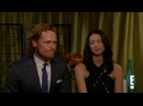 Sam Heughan Caitriona Balfe Play Who Knows Who Better E! News 2016