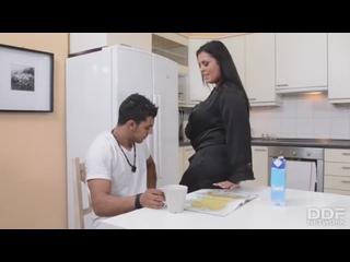 Busty Step Mom Jasmine Black gets Deeply Fucked by Son casting, anal, big tits, squirt, big ass, crempie, booty