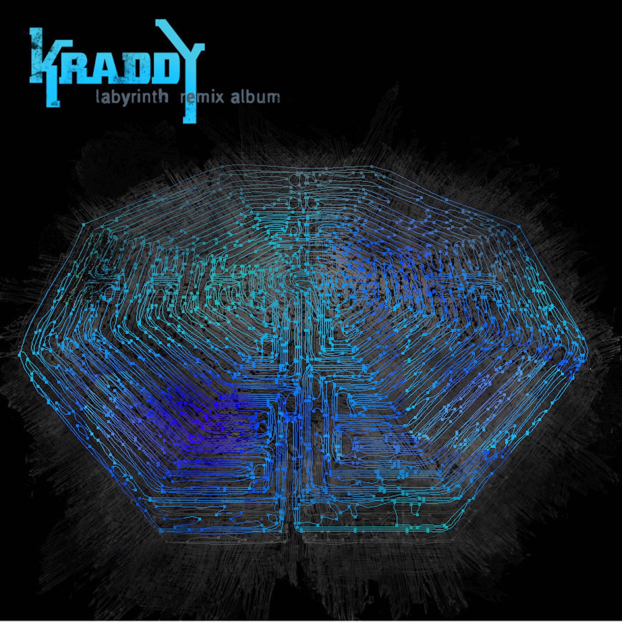 Kraddy album Labyrinth Remix Project