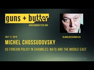 Michel Chossudovsky _US Foreign Policy In Shambles_ NATO and the Middle East ( 144 X 144 ).mp4