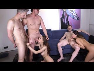 Nicole Love, Cindy Shine - DP Swingers Orgy (All Sex Porn Blowjob Group Czech Cowgirl Doggy Anal Milf Hardcore Amateur Facial)