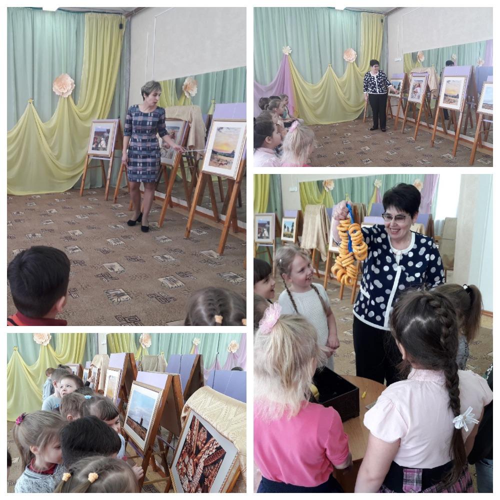 В Петровском районе продолжается реализация проекта «Музею в детском саду быть»