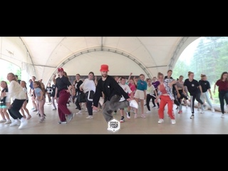 POLYANA DANCE CAMP 11 | VLAD GENIN - HIP-HOP CHOREO | group 4