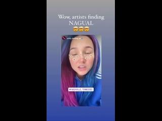 AnDy Darling о треке Nagual