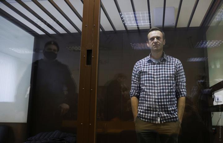 Навального доставили в колонию во Владимирской области