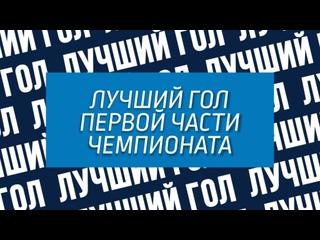 """Дмитрий Дёмин - автор лучшего гола по версии болельщиков ФК """"Калуга"""""""