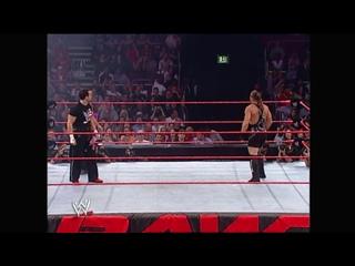 WH | ВВЕ. Мандэй Найт Ро 2002. Роб Ван Дам vs Томми Дример