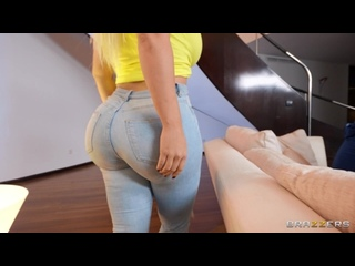 Blondie Fesser - Helping Hands On Her Big Tits [PornCube, ПОРНО ВК, new Porn vk, HD 1080,