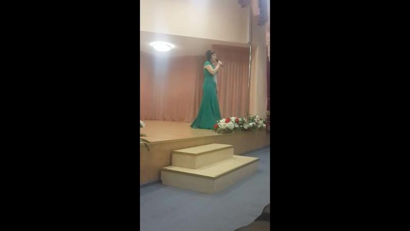 Татарский концерт в Талдыкоргане Фанзира Хаюмова