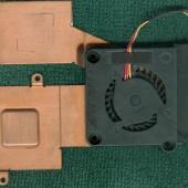 Система охлаждения ноутбука Asus Eee PC 1001