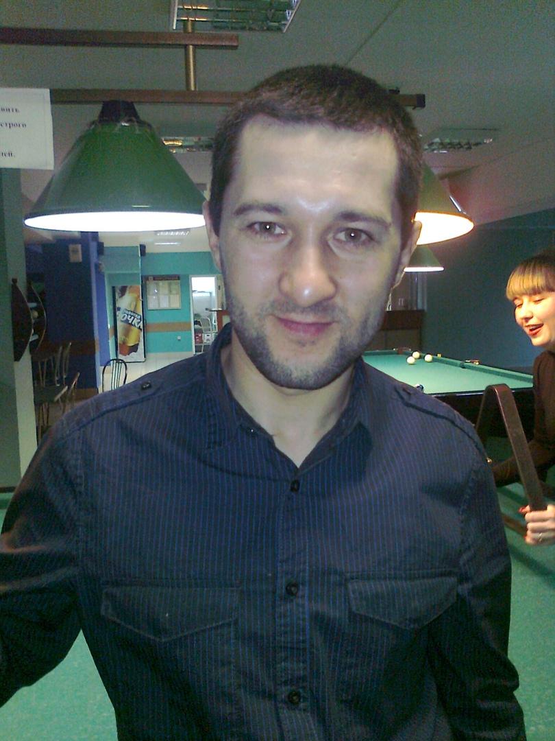 Рустам Галеев, Уфа - фото №1