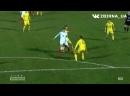 Україна U21 01 Англія U21 Гол Соланке 16 хв.