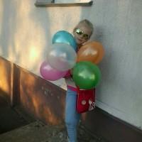 Фотография страницы Алины Романовской ВКонтакте