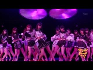 [Perf] AKB48 - Teacher Teacher @ CDTV [26-05-2018]