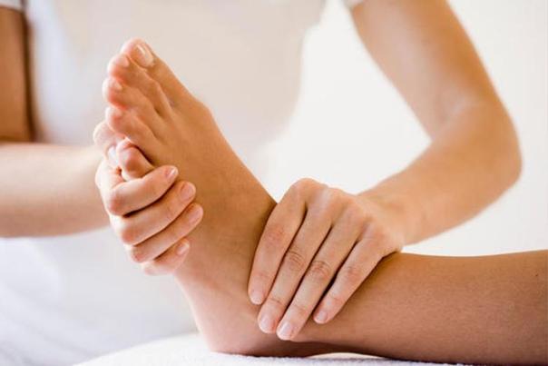 тайский массаж спины и шеи