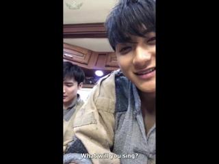 [VIDEO] 180910 Tao Weibo Story Update