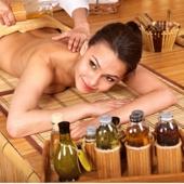 Банный холистический массаж