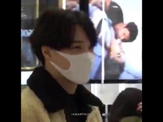 [kai ✘ exo] 180109 // airport