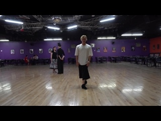 How to dance Rumba with nice feet_ - Foot placement on the floor for all Latin dances [720p]