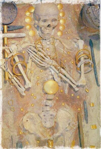 Золото из Варненского могильника