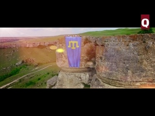 Milliy Bayraq - клип студии Qaradeniz production